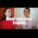English dialog with Rinat and Anya